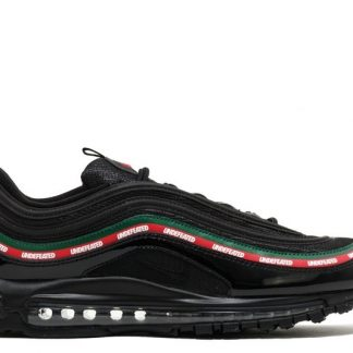 Acheter Nike Air Max 97 Annuler Invaincu Aj1986-001 Black-Speed Red Gap  Green 522e7b280