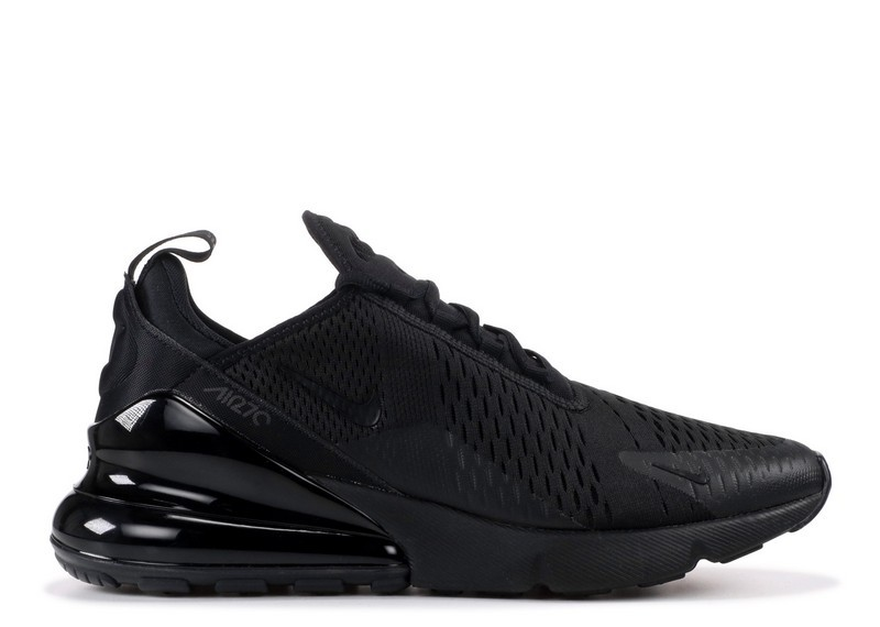 Nike Air Max 270 triple noir ah8050-005