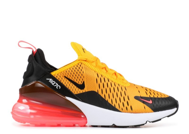 pas cher Nike Air Max 270 g 943345-700 University Gold Noir